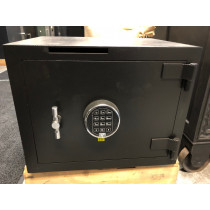 Burglary Chest w Deposit Slot