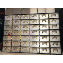Safe Deposit Box Nests-Preowned Variety of Sizes